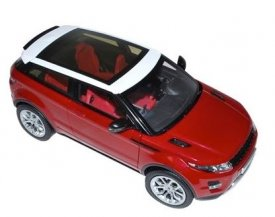 Model Range Rover Evoque, 1:18 DA1219